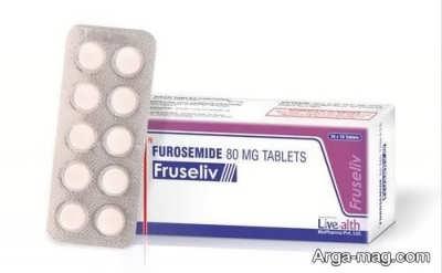 داروی فوروزماید