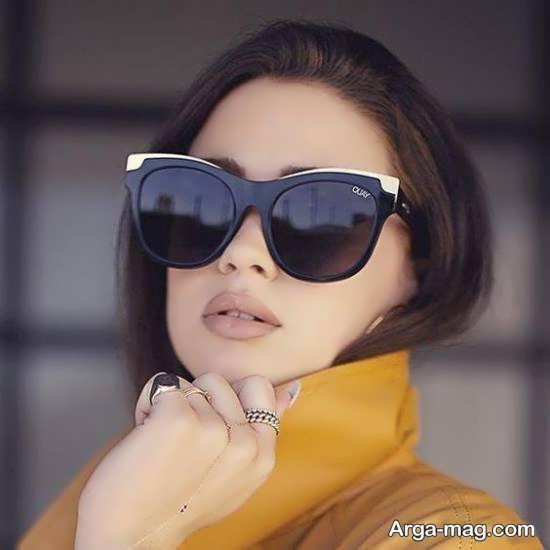 تصاویری از عینک آفتابی دخترانه