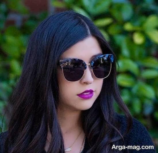 مدلهای شیک عینک آفتابی دخترانه