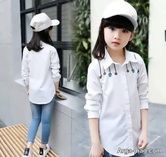 مدلهای لباس بچگانه اسپرت