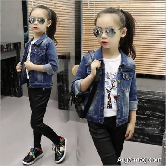 مدل لباسهای دخترانه اسپرت و بچگانه