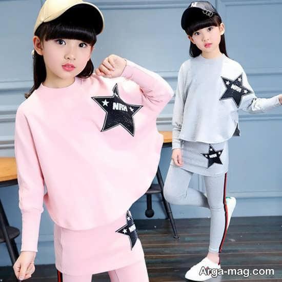 جدیدترین مدل لباس بچگانه اسپرت