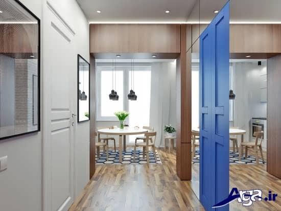 دکوراسیون خانه های 50 متری با طراحی های مدرن و زیبا