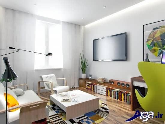 دیزاین دکوراسیون خانه های کوچک