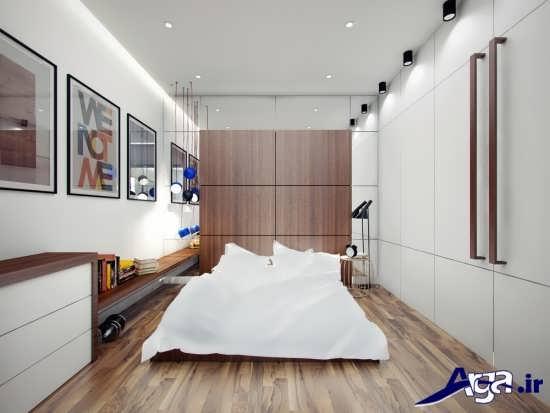 دیزاین دکوراسیون داخلی برای خانه 50 متری
