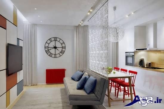 دکوراسیون داخلی خانه های 50 متری