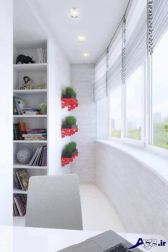 طراحی های مدرن و زیبا برای خانه های 50 متری