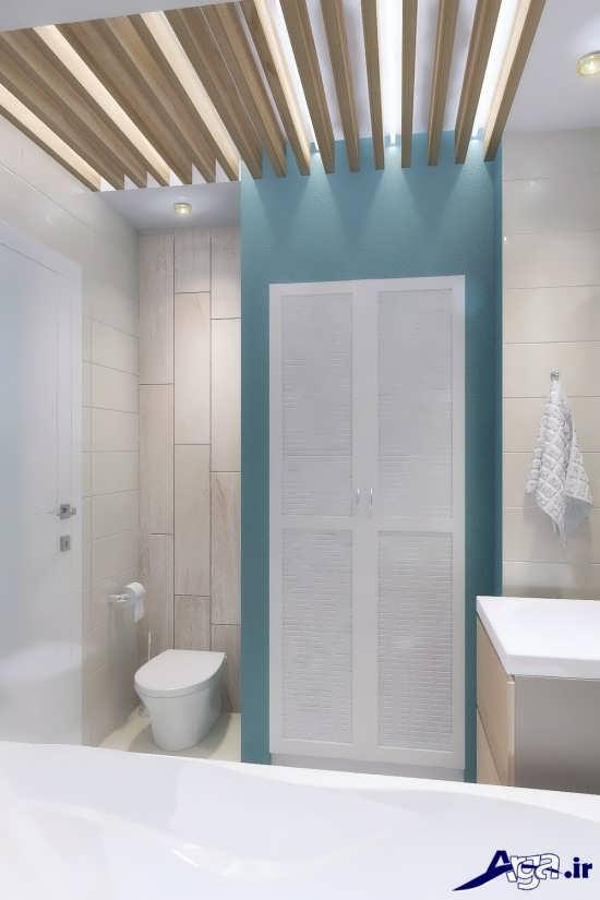 طراحی سرویس بهداشتی برای خانه های کوچک و مدرن