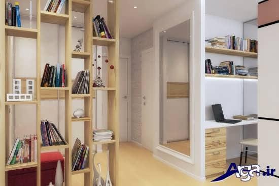 طراحی های زیبا و مدرن برای خانه های 50 متری