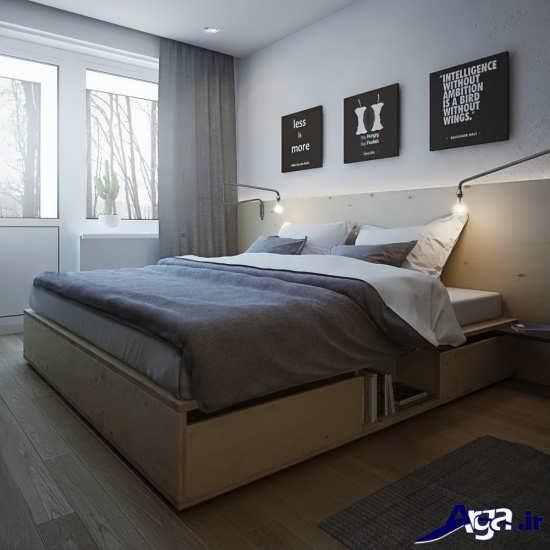 طراحی اتاق خواب های مدرن و زیبا