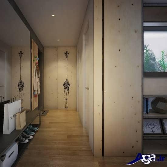 طراحی دکوراسیون خانه های 50 متری با دیزاین های شیک و متفاوت