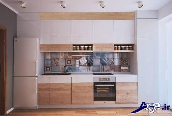 دکوراسیون های زیبا و شیک برای خانه های 50 متری