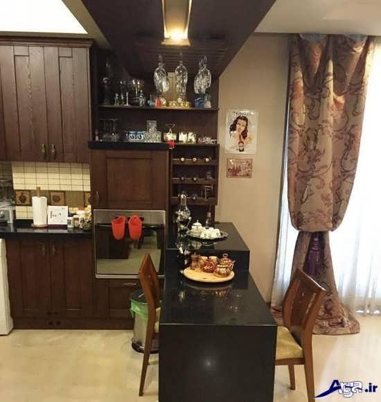 تزیین منزل عروس ایرانی