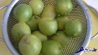 طرز تهیه ترشی لیمو ترش در منزل