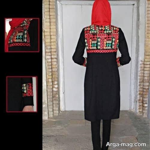 مدل مانتو ایرانی سنتی
