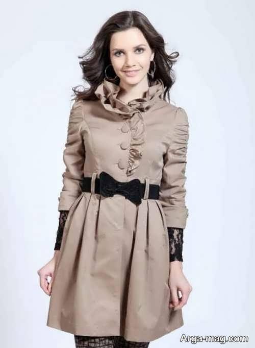 مدل مانتوی ایرانی شیک