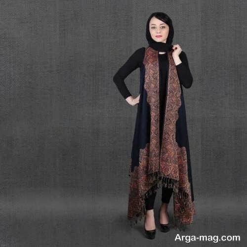 تصاویری از مدل مانتوی ایرانی