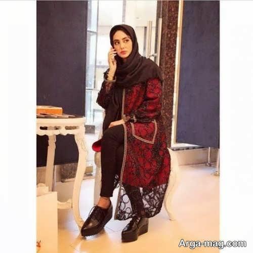انواع مدل مانتوی ایرانی