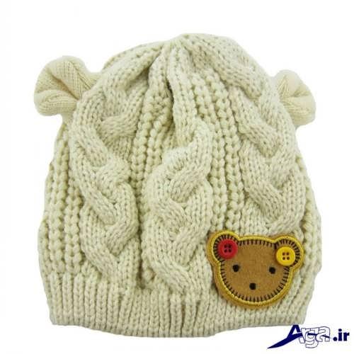 کلاه نوزاد پسرانه