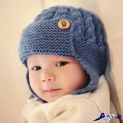 کلاه بافتنی پسرانه