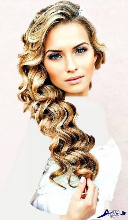 مدل موی فر زنانه و دخترانه جدید