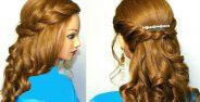 مدل موی فر درشت زنانه و دخترانه