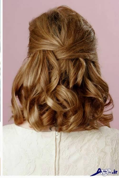مدل موی فر کوتاه و زیبا