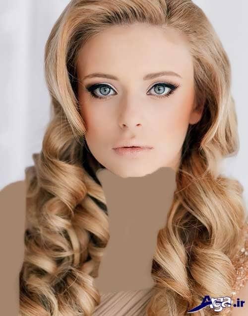 مدل موی فر درشت و زیبا