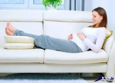بارداری و ورم پا