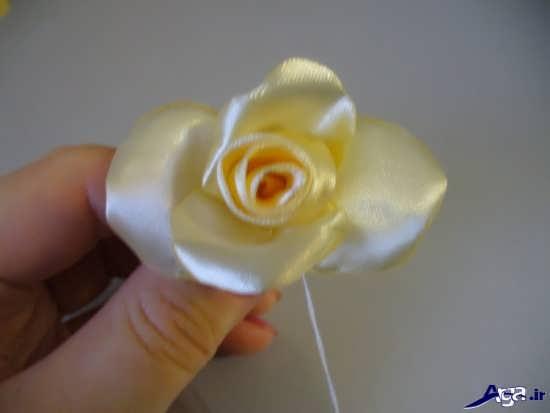 گل های روبانی زیبا و جذاب