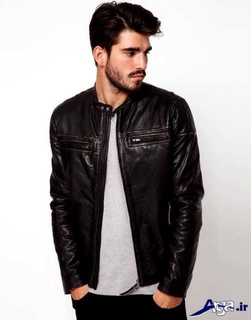 مدل های زیبا و جدید کاپشن مردانه