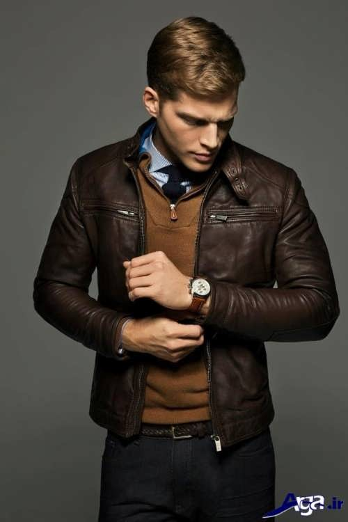 زیباترین مدل های کاپشن مردانه