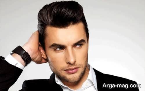 مدل مو مردانه کوتاه جذاب