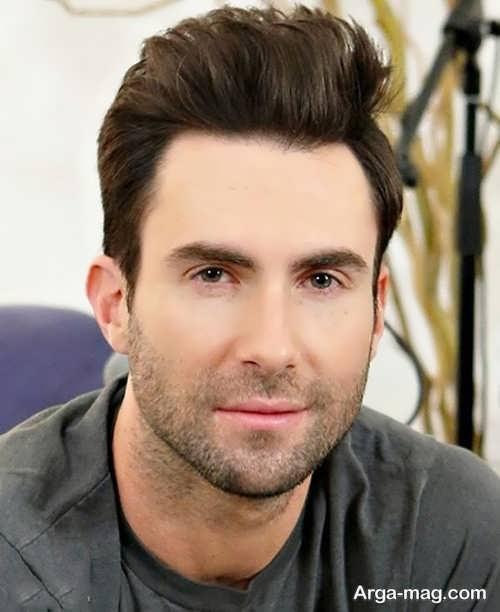عکسی از مدل موی مردانه کوتاه