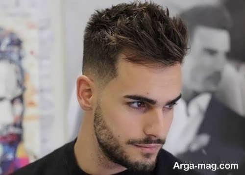 مدل مو کوتاه آقایان