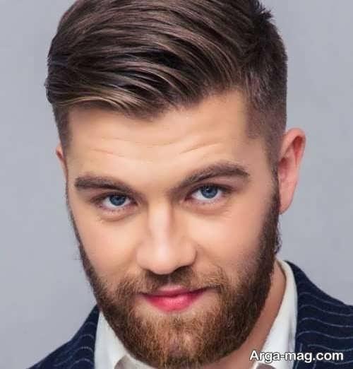 جدیدترین مدل موی مردانه کوتاه