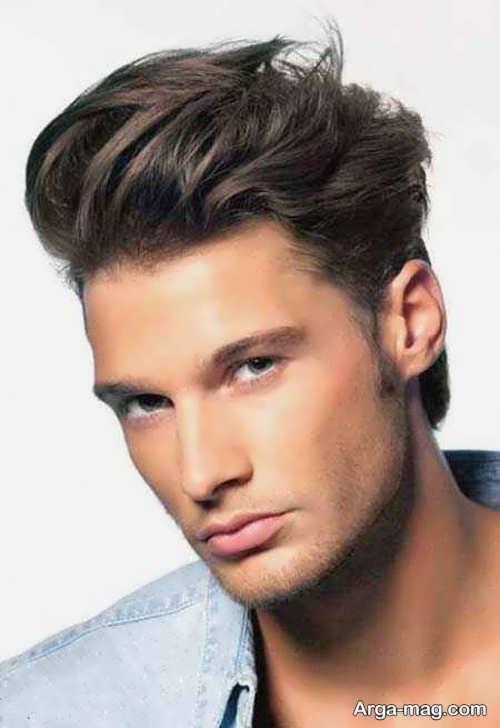 مدل مو مردانه کوتاه و جذاب