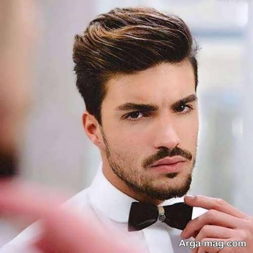 مدل مو کوتاه و جذاب آقایان