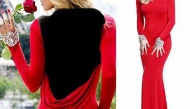 مدل لباس مجلسی ترکیه ای با طرح های زیبا و جدید