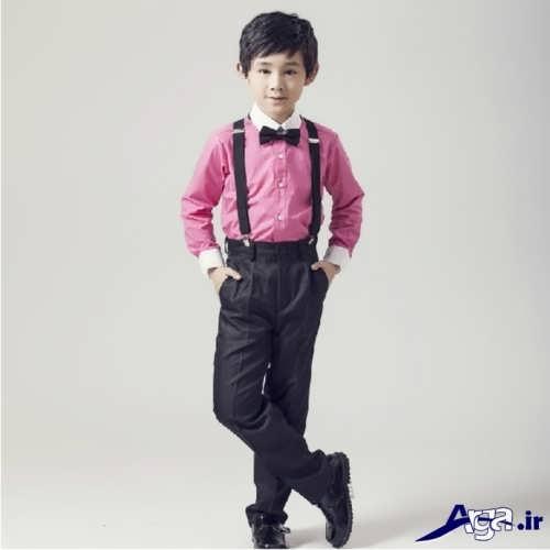 زیباترین مدل های لباس مجلسی بچه گانه
