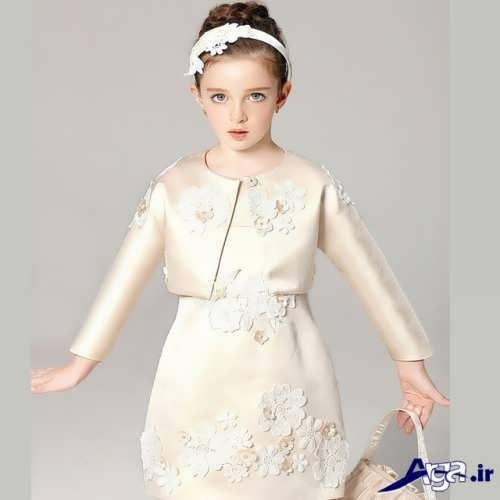مدل لباس مجلسی بچه گانه با طرح های شیک و متفاوت