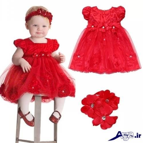 مدل لباس کودک مجلسی