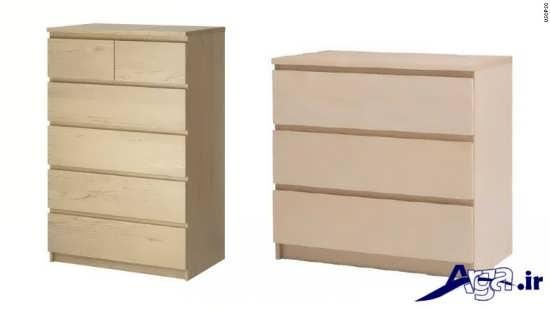 انواع مدل های دراور برای اتاق خواب