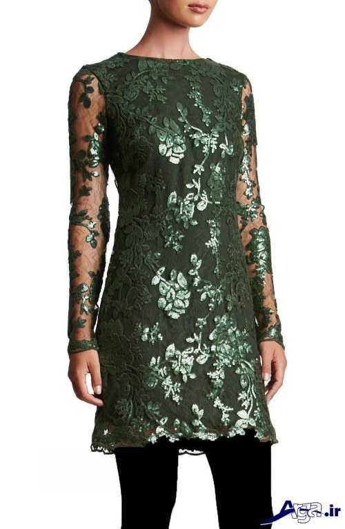 لباس شب گیپور دخترانه