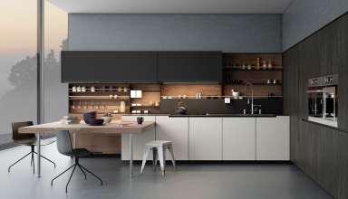 مدل دکوراسیون آشپزخانه جدید و شیک