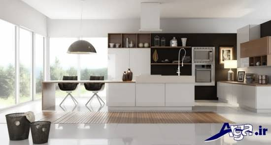 طراحی دکوراسیون مدرن برای آشپزخانه