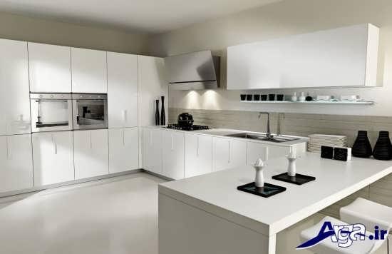 دکوراسیون مینیمال آشپزخانه