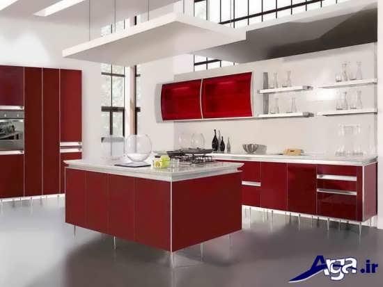 مدل طراحی دکوراسیون آشپزخانه