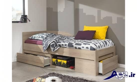 انواع مدل های شیک و متفاوت تخت خواب دخترانه و پسرانه