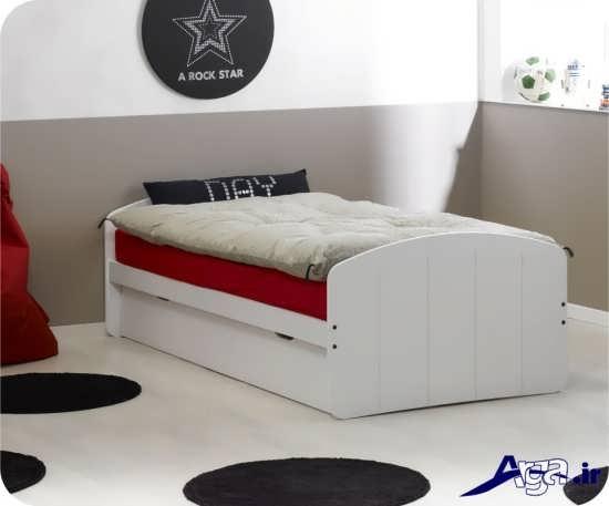 مدل های تخت خواب با طرح های فانتزی